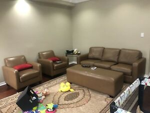 Sofa, leather sofa etc