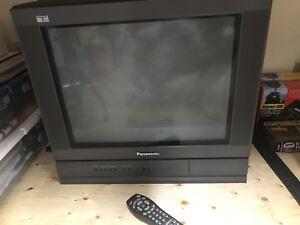 "Panasonic 20"" TAU TV"
