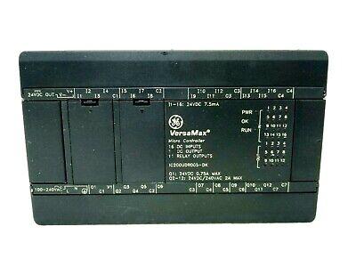 Ge Versamax Micro Controller Ic200udr005-dk