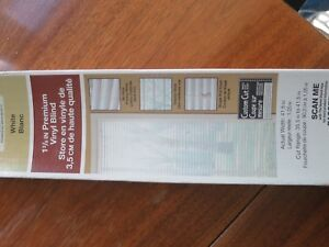 2 sets of blinds new in box