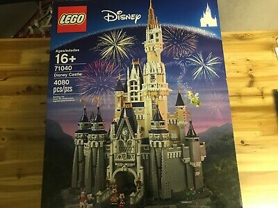 LEGO 71040 The Disney Castle Brand New in Sealed Box