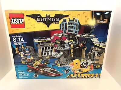 LEGO Batman 70909 BATCAVE BREAK-IN Set Building Toy NEW Sealed Look at Pictures