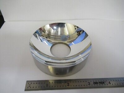 Optical Metal Heavy Concave Reflector Mirror Optics As Pictured Q6-a-113