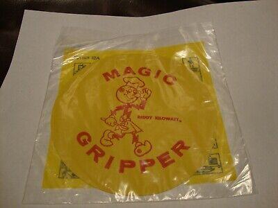 Vintage Reddy kilowatt Magic Gripper in original unopened package