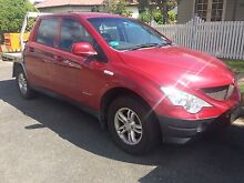 2008 Ssangyong Actyon Adamstown Newcastle Area Preview