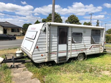 Caravan and extras Taree Greater Taree Area Preview