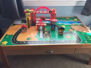 KIDS TRAIN OR DINKY TABLE