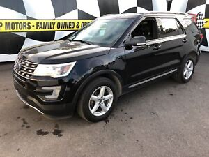 2016 Ford Explorer XLT, Leather, Pan Roof, 4x4