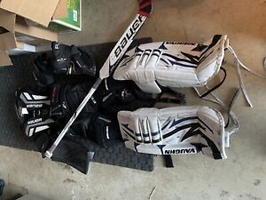 Jr. Goalie Equipment