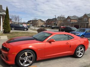 Mint 2010 Camaro 2ss trade for truck
