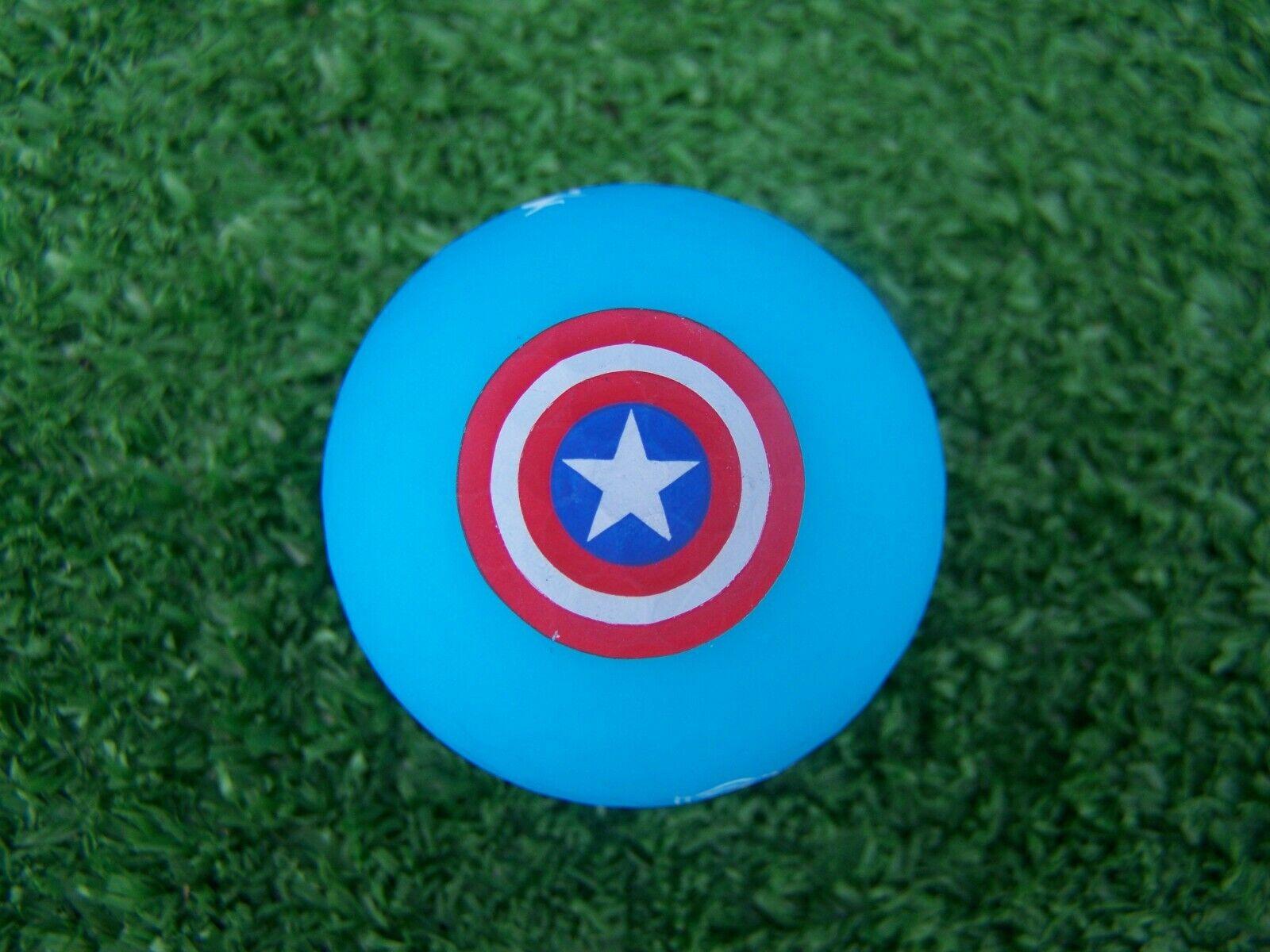 Volvik Vivid Limited Edition Marvel Series Captain America S
