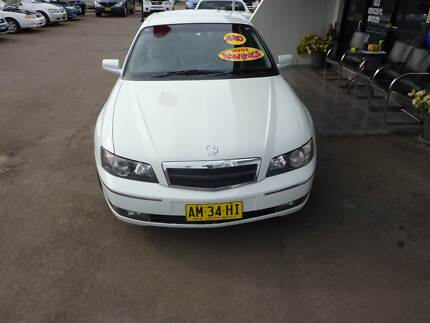 2004 Holden Caprice Sedan North St Marys Penrith Area Preview