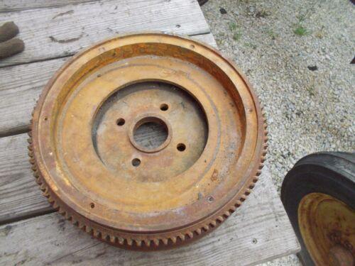 Allis Chalmers WD Tractor engine motor flywheel starter ring gear