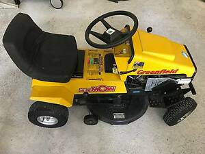 """Greenfield MiniMow 26"""" Ride-On Lawn Mower Tamborine Mountain Ipswich South Preview"""