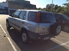 2001 Honda CRV SUV - Urgent Sale $5700! Negotiable!!! East Lindfield Ku-ring-gai Area Preview