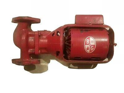 Bell Gossett 100 Nfi Hydronic Circulating Pump112hp