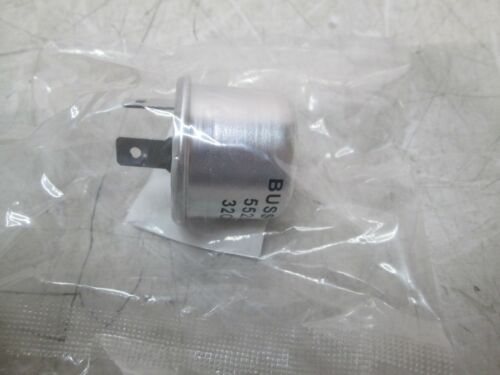Cooper Bussman 12V HD Thermal Buss Flasher 552 / 536 32CP MAX6 NEW OEM SEALED