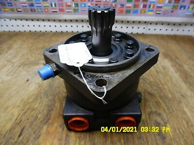 John Deere 250 Skid Steer Hydrostatic Motor R L Kv13886