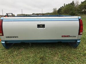 88 98 gmc/Chevrolet Southern tailgate