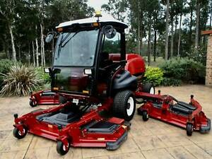 2015 Toro Groundsmaster******5900/4X4 Commercial Ride on Lawn  Mower Austral Liverpool Area Preview