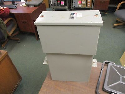 Cde Cornell Dubilier Capacitor Ics1030d33 240v 30kvar 3ph Used
