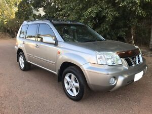 2004 Nissan X-Trail Ti luxury. Icy air, leather,  WARRANTY!! Holtze Litchfield Area Preview