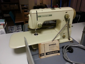 Vintage Bernina Record 530-2 Sewing Machine St Marys Mitcham Area Preview