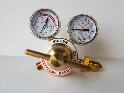 Victor Acetylene Pressure Regulator Medium Duty Refurbished
