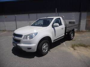 2012 Holden Colorado 4X2 Turbo Diesel Ute Wangara Wanneroo Area Preview