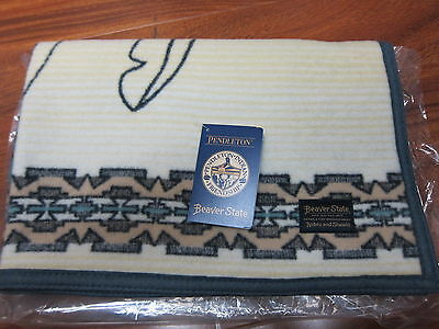 """Pendleton Dream Catcher Jacquard Muchacho Baby Blanket 32""""x44""""  Made in USA!!"""