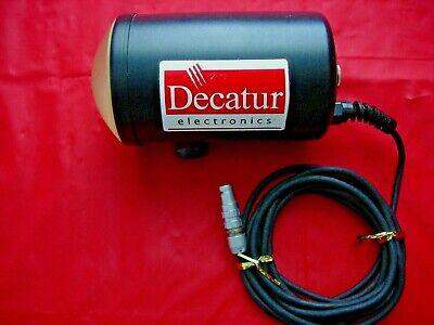 Decatur Gen I Police Radar Antenna-exceptional