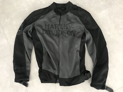 Harley Davidson Jacket Size S great Condition Summer Motorcycle Jacket Burswood Victoria Park Area Preview