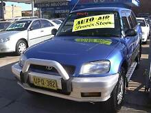 1997 Toyota RAV4 AUTO full serviced and mechinicly  inspected. Clyde Parramatta Area Preview