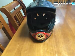 BMX helmet for sale suits kids 4 - 7 years Thirlmere Wollondilly Area Preview