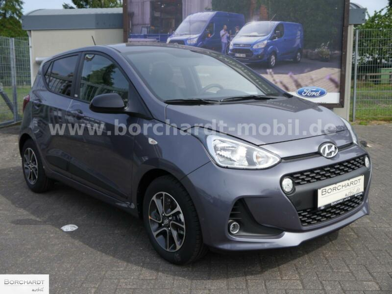 Hyundai i10 1.2 Passion 2018/YES!FIFA DE-Ausfrühr.Lager!