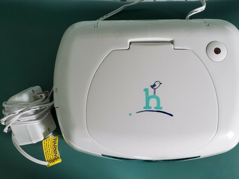 hiccapop wipe warmer and baby wipes wet dispenser with changing light.