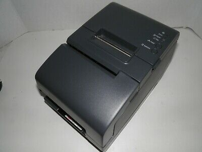 New Epson Tm-h6000iv Hybrid Pos Thermal Pos Receipt Printer M253a Serial Or Usb