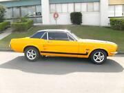 MUSTANG 1967 A CODE $19500 FIRM Molendinar Gold Coast City Preview