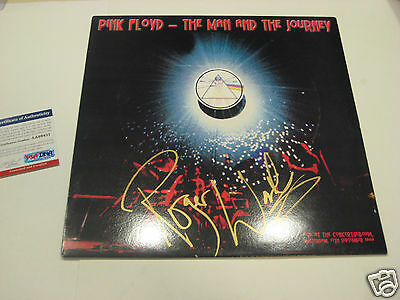 (ROGER WATERS Signed Pink Floyd - THE MAN AND THE JOURNEY Album w/ PSA COA)