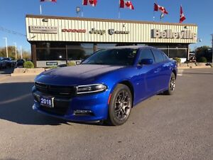 2018 Dodge Charger GT-AWD-Sunroof-Back UP Camera