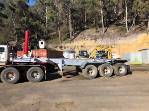 Tri axle Tipping skel trailer Cuprona Central Coast Preview