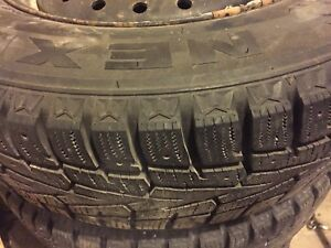 "Winter tires 15"""