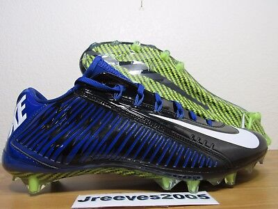 71daa0a4e8046a Nike Vapor Carbon 2.0 Elite TD Football Cleats Sz 12 100% Authentic 657441  014