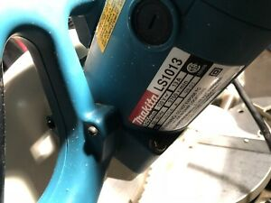 Makita LS1013 dual bevel slide compound  mitre saw for sale