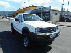 Mitsubishi Triton 4WD PENSIONER FINANCE Westcourt Cairns City Preview