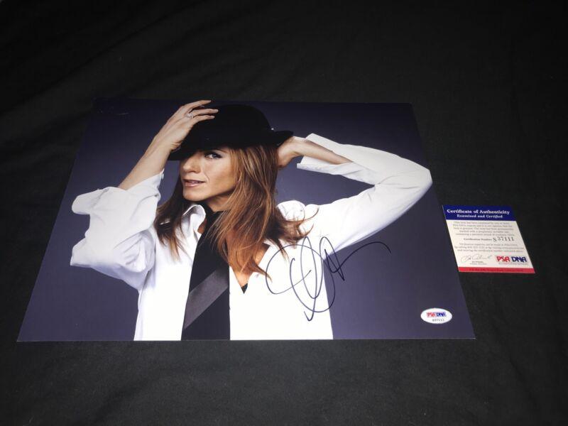 Jennifer Aniston Signed 11x14 photo Sexy Friends #2 PSA DNA RACC