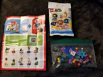 LEGO 71361 Super Mario Blind Bag Packs - Urchin
