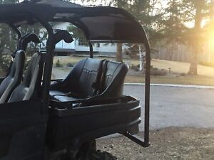 John Deere Gator RSX850I Rear Seat and Cage