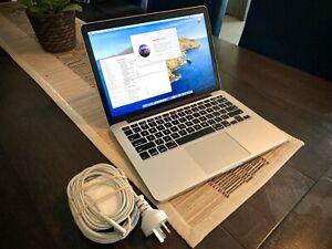 2015 MacBook Pro 13inch retina, 2.7Ghz, 8GB RAM, 256GB SSD