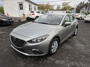 2014 Mazda 3 Sky GX no reported accidents **PICTURES TO FOLLOW**